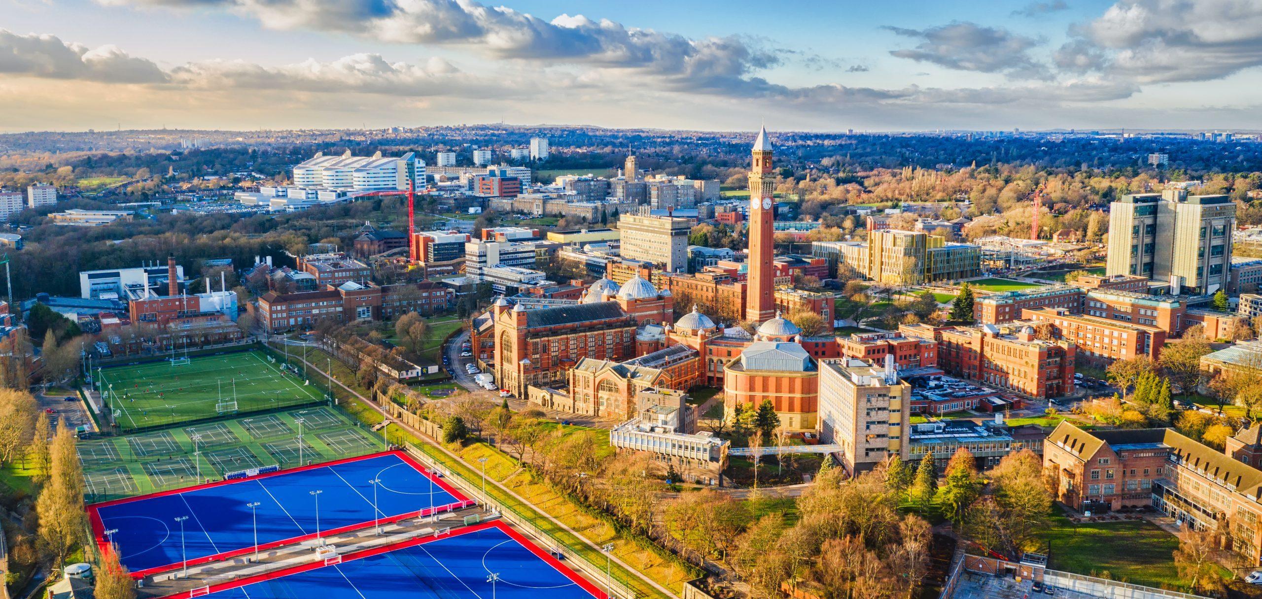 University of Birmingham Case Study