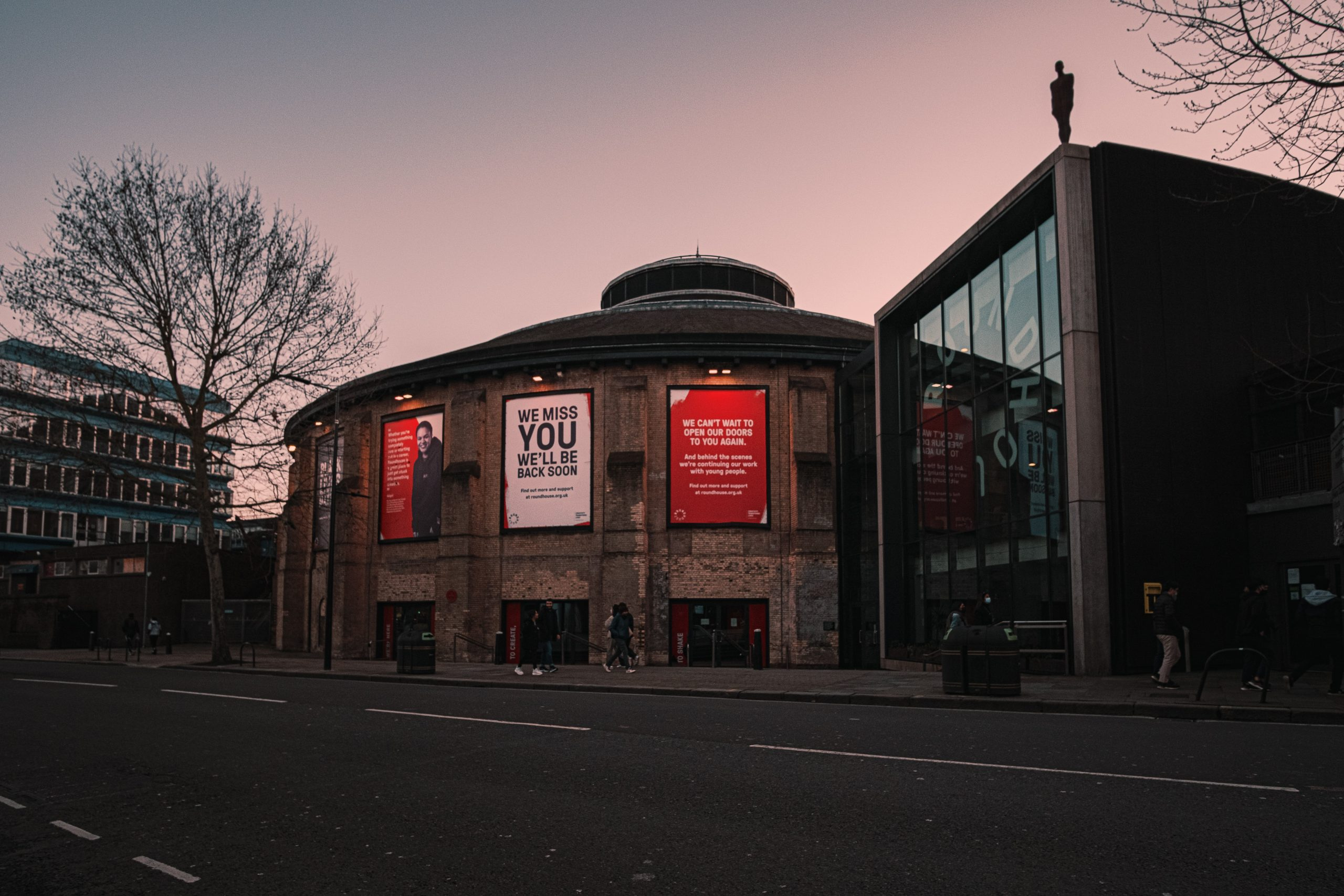 The Roundhouse London Case Study