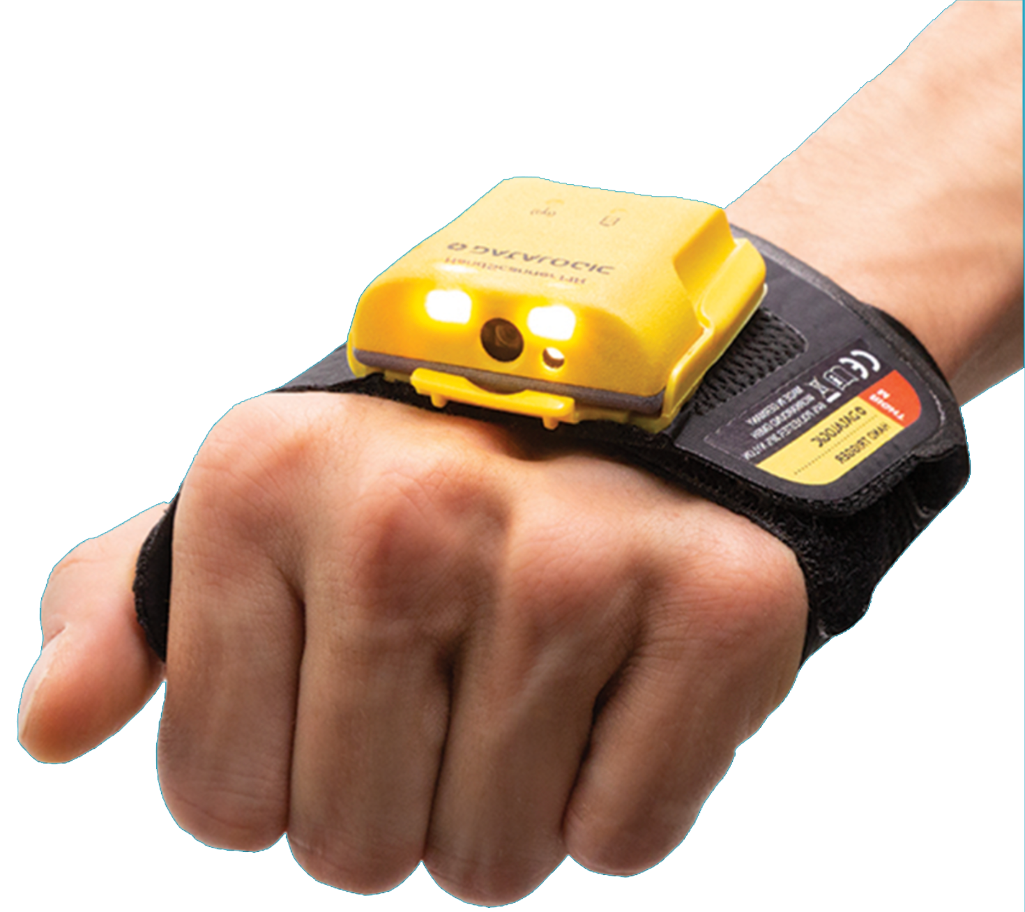 datalogic hand scanner