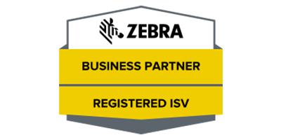 Zebra Business Partner & Registered ISV
