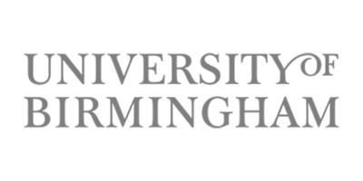 University of Birmingham Logo Website