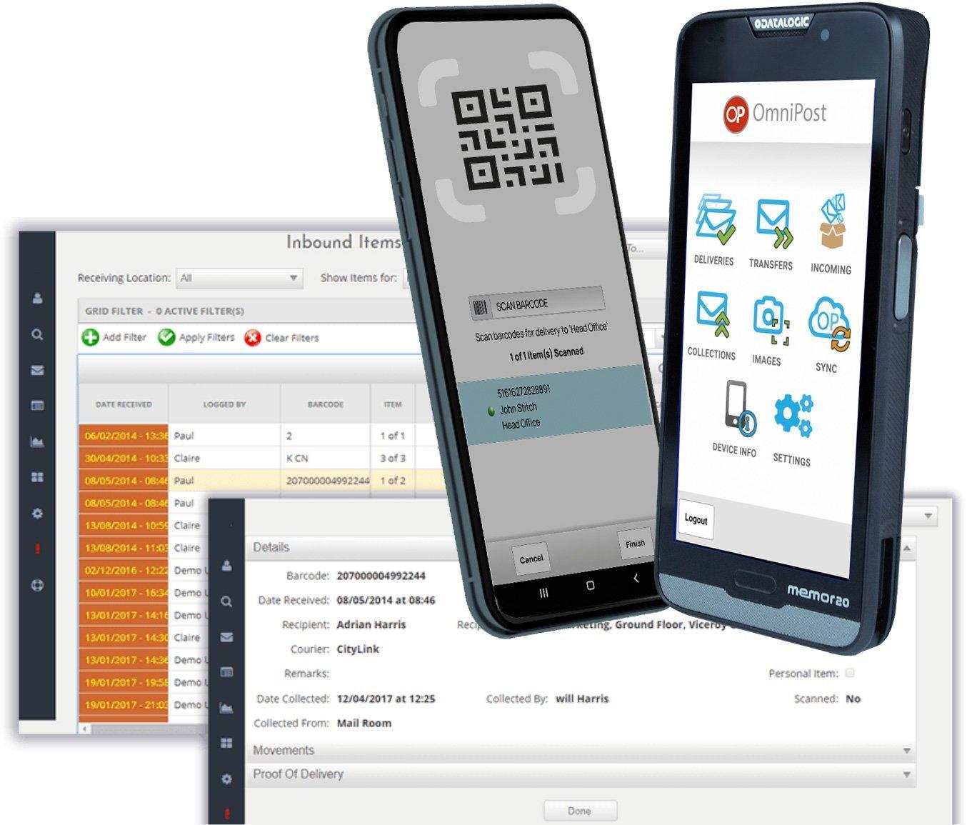 smart lockers mobile computers